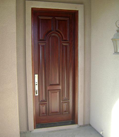 Door and Moldings Remodeling Sanibel