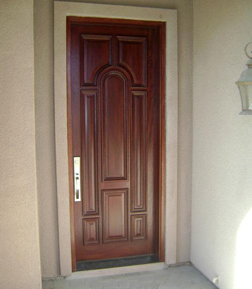 Door and Moldings Remodeling Sanibel